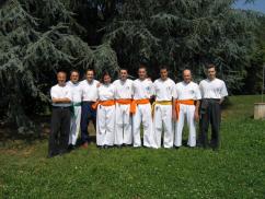 Ome, 2004 - I° Stage Estivo CSKF