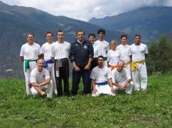 Sondalo, 2006 - III° Stage Estivo CSKF