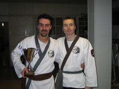 Brescia, 2007 - Andrea Fontana, vincitore II° Memorial 'Cristian Abeni'