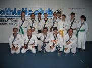 Brescia, 2009 - Gara di Combattimento e Festa della Scuola